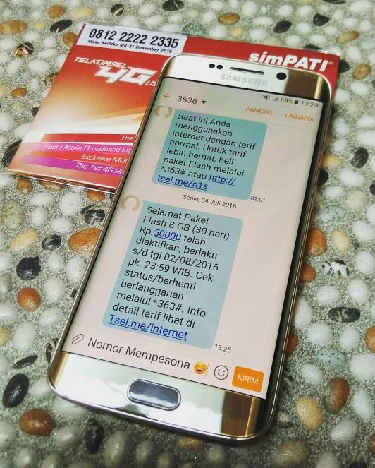 Nomor Cantik simPATI Telkomsel Sakti EXCLUSIVE VIP Super HEXA .