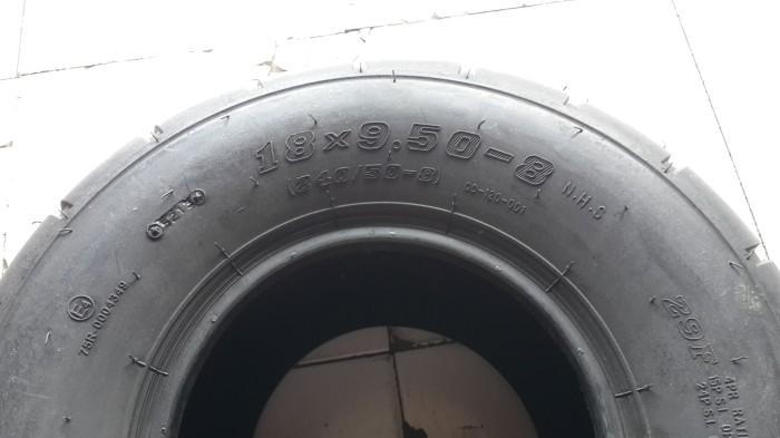 harga Ban atv r8 ring 8 on road uk 18x9.50-8 110cc Tokopedia.com