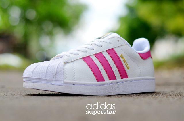 Jual sepatu adidas super star women cek harga di PriceArea.com 458c19df8a