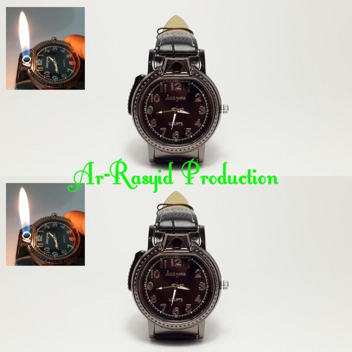 harga Korek api jam tangan kulit Tokopedia.com