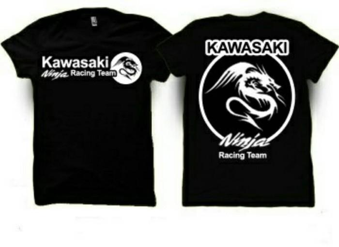 harga Kaos/ t-shirt/ baju/ kawasaki ninja Tokopedia.com