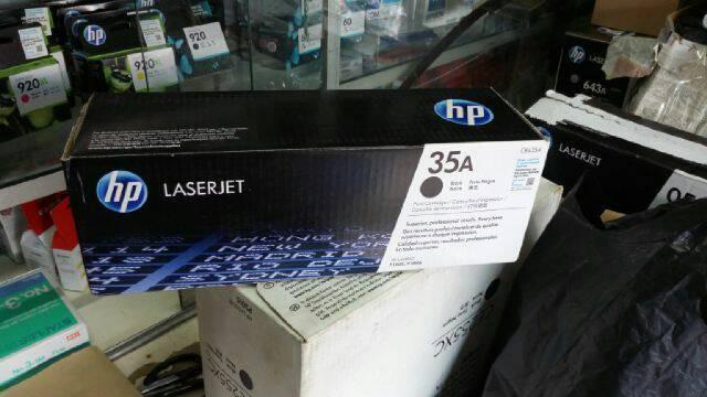 harga Toner printer hp 35a (cb435a) Tokopedia.com