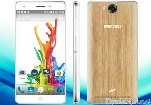 HP Android Evercoss S55 Elevate Y2 Power 4G Ram 2Gb Rom 16Gb