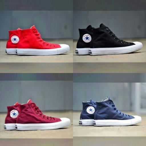 Jual Sepatu Converse Allstar High Chuck Taylor CT Pria Wanita Murah ... 3421180445