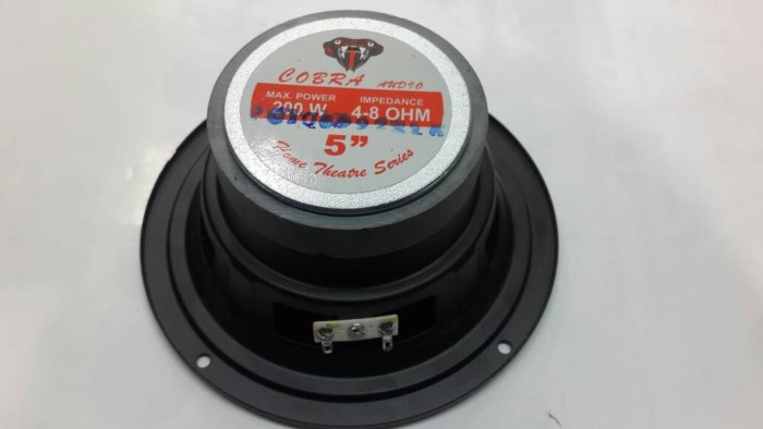 harga Speaker 5 inch woofer cobra 200 watt magnet besar Tokopedia.com