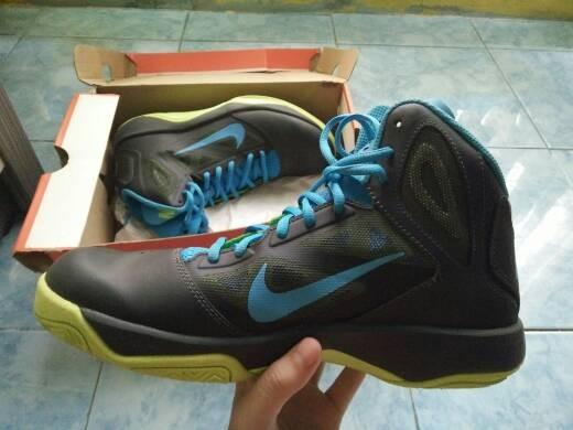 912297e1f978 Jual Sepatu Basket Nike Dual Fusion BB II - Shavazha