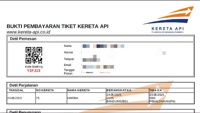 jual kode booking tiket kereta api kab bekasi yogi cell tokopedia rh tokopedia com