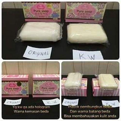 JELLYS PURE SOAP / SABUN JELLY PEMUTIH ORIGINAL