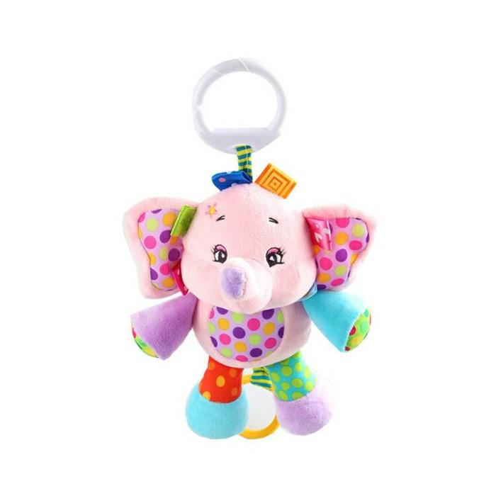 Jollybaby Musical Puller Hanging Baby Toy/boneka musik tarik