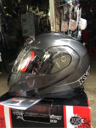 harga Helm kyt rrx modular full face fullface visor gunmetal metal Tokopedia.com