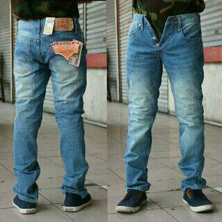harga Celana levis original 501 bioblit scraf / impor usa / grosir celana Tokopedia.com
