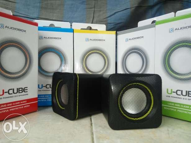harga Speaker audio box u-cube mini / music / computer / accessoris Tokopedia.com