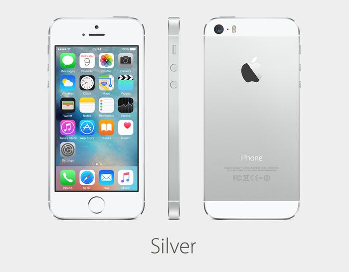 harga Apple iphone 5s 32gb silver - garansi distributor Tokopedia.com
