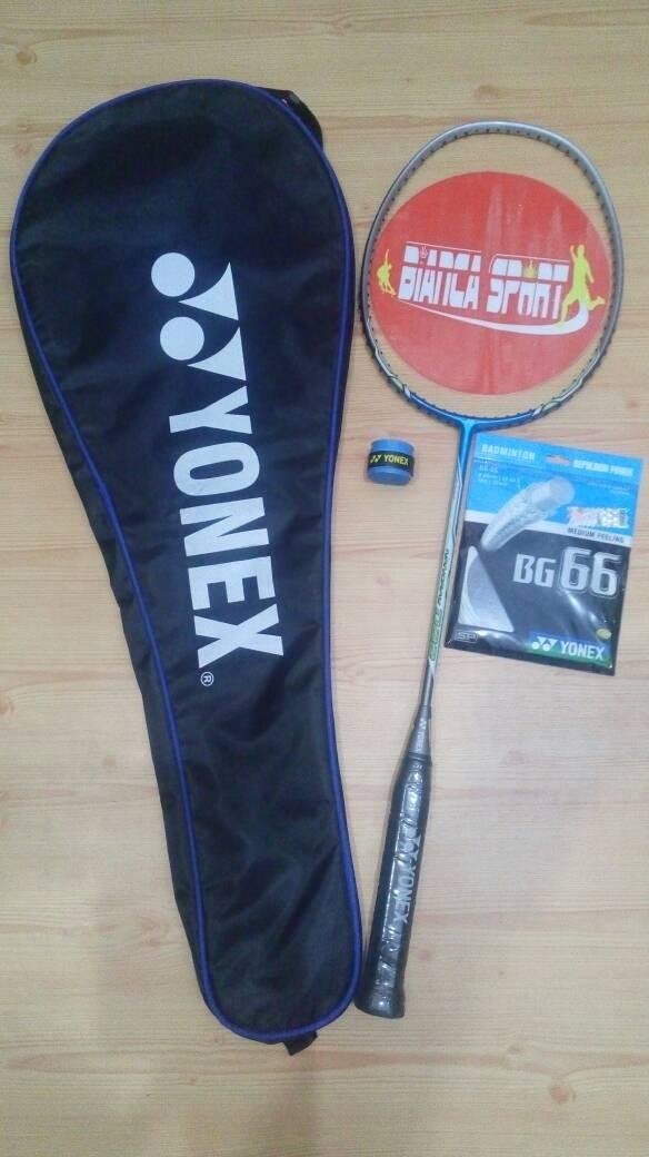 harga Raket badminton yonex nanoray d22 ori Tokopedia.com