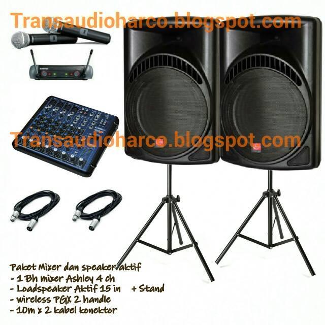 Katalog 1 Set Sound System DaftarHarga.Pw