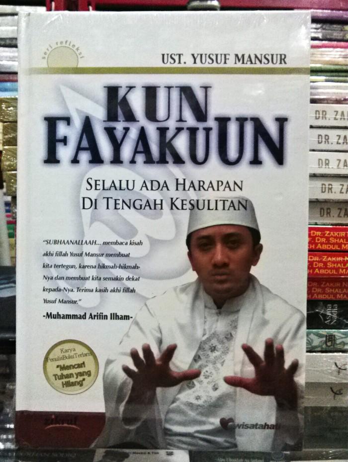 Buku Kun Fayakun Yusuf Mansur Pdf