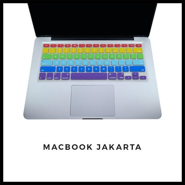 harga Keyboard protector macbook pro 15 inch rainbow Tokopedia.com