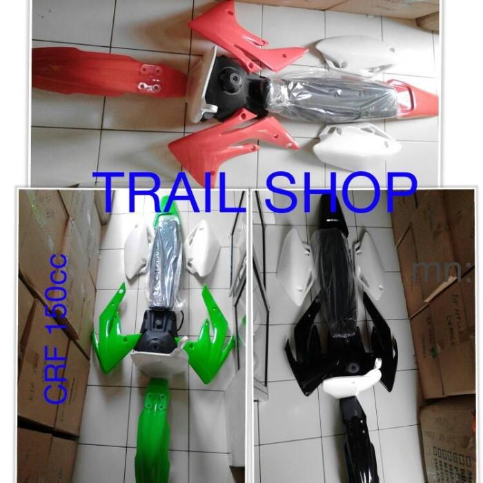 harga Body set trail crf 150cc import Tokopedia.com
