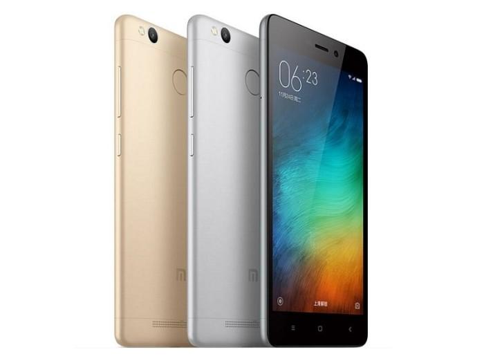 Xiaomi redmi 3s ram 2gb internal 16 garansi 1 tahun