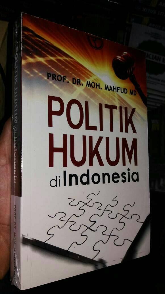 harga Politik hukum di indonesia by prof dr mahfud md Tokopedia.com