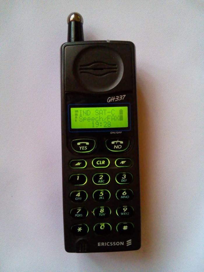 Jual Hp Jadul Ericsson Gh337 Unik Langka Seken Antik Jadul Doaibu