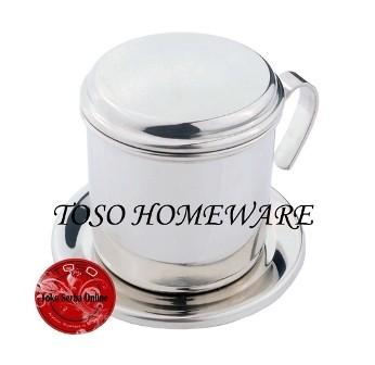 harga Vietnam Drip Edelmann Coffee Dripper 155ml 5oz Penyaring Kopi Tokopedia.com