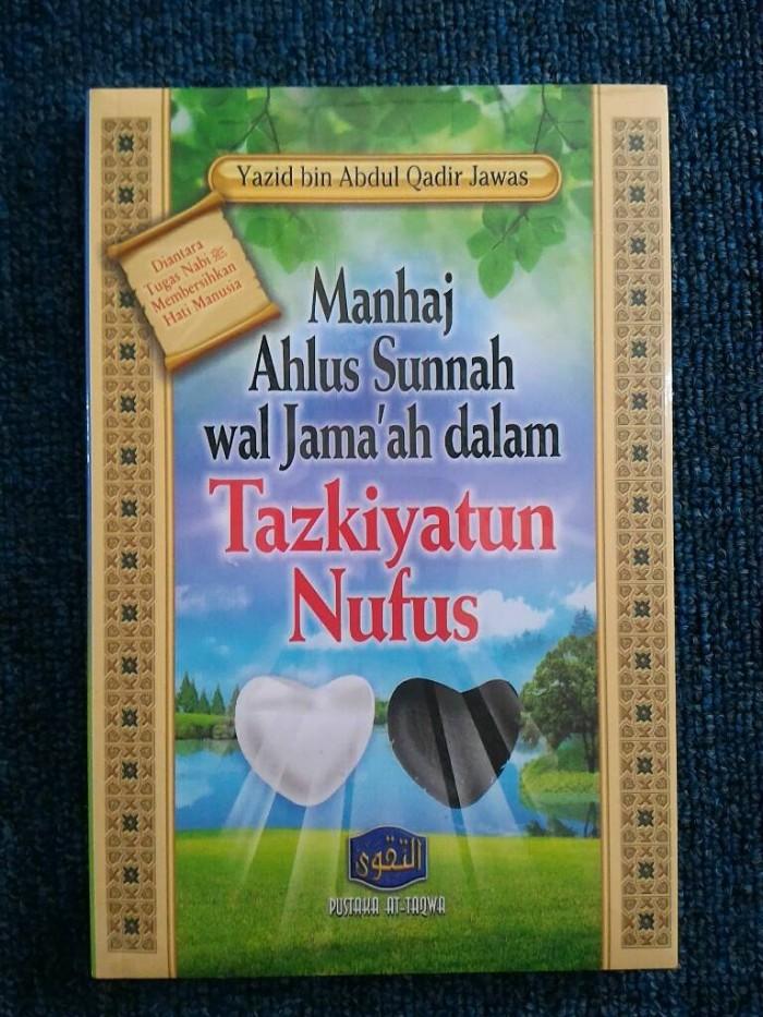 harga Manhaj ahlus sunnah wal jama'ah dalam tazkiyatun nufus - yazid Tokopedia.com