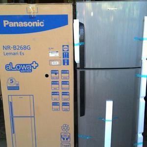 Kulkas Panasonic Nr B209ns 2 Pintu Khusus Jabodetabek