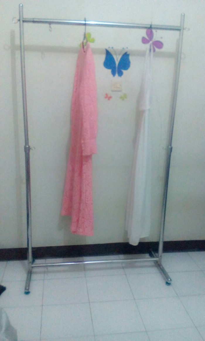 harga Gawangan untuk baju gamis dan long dress Tokopedia.com