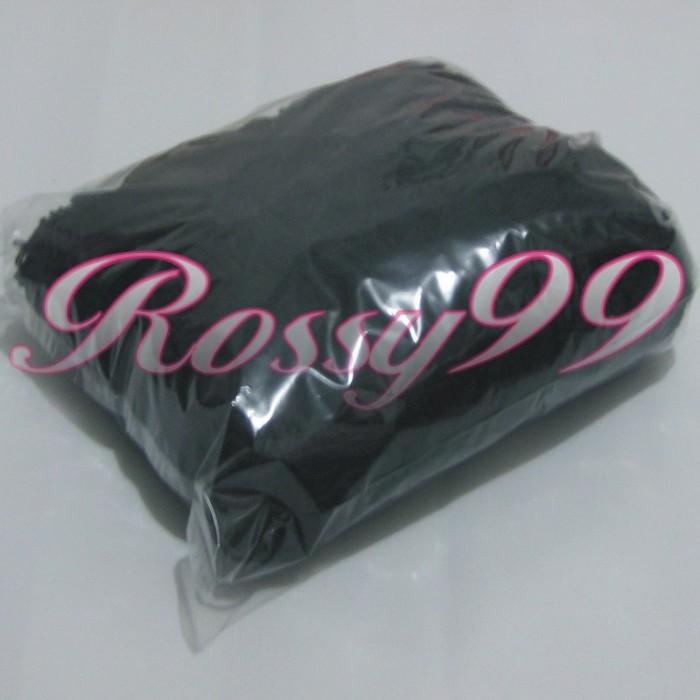 harga Talikur kecil hitam 2mm 1 benang macrame handycraft bahan souvenir tas Tokopedia.com