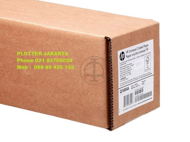 harga Kertas a1 coated paper plotter hp q1404a kertas a1 plotter merk hp Tokopedia.com