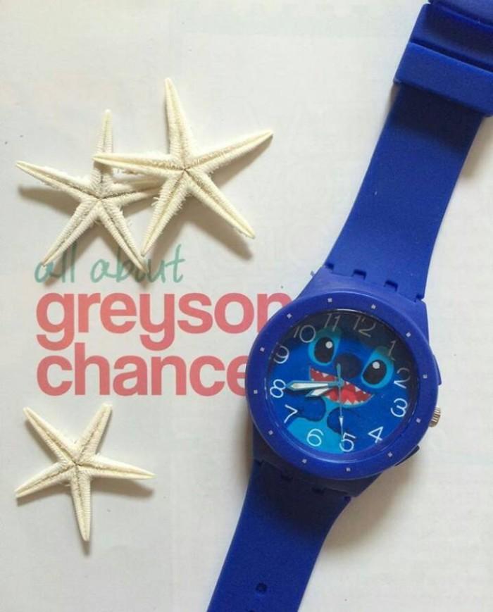 harga Jam tangan stitch custom murah (bisa req nama/gambar/tanggal) Tokopedia.com