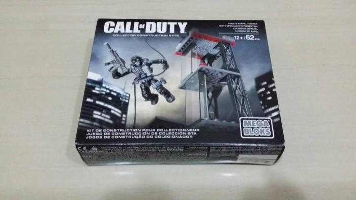 harga Mega bloks cod call of duty - ghost's rappel fighter Tokopedia.com