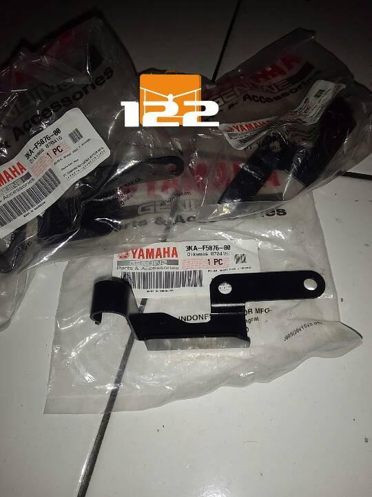 harga Holder hose/ pengait/ dudukan slang rem yamaha rx-king orginal ygp Tokopedia.com