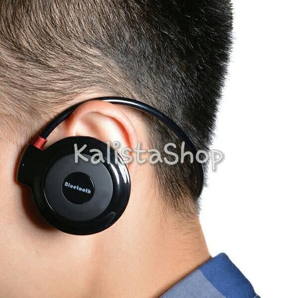 harga Universal stereo bluetooth headset mini + microphone Tokopedia.com
