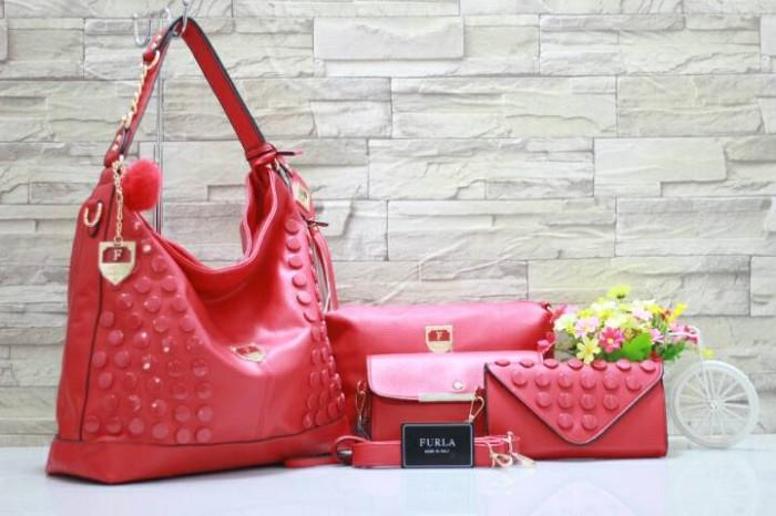 harga Furla hobo1323w | tas wanita | tas branded | tas import Tokopedia.com