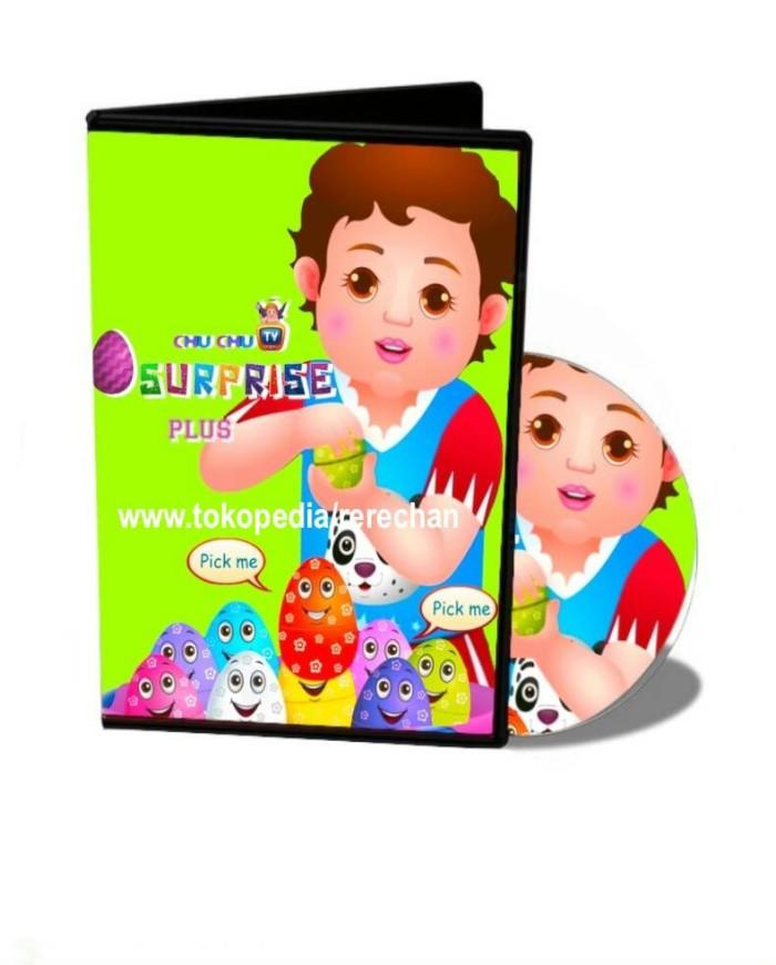 harga Paket happy song - chu chu surprise eggs / baby and kids song Tokopedia.com