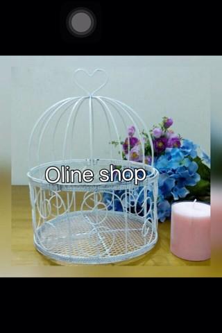 harga Pajangan birdcage hiasan table corner sangkar burung Tokopedia.com