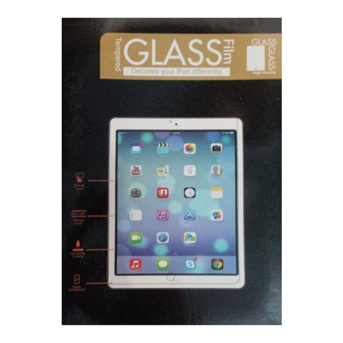 """XS Samsung Galaxy Tab E 9.6"""" / T560 Tempered Glass - 2.5D Real Glass"""