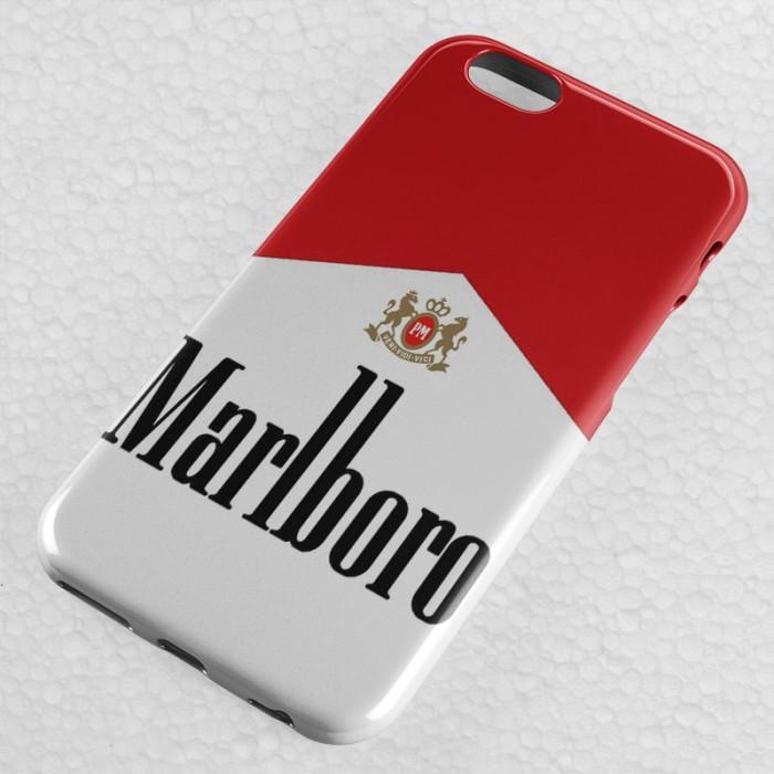 Jual Marlboro Logo iPhone Case & All Case HP - DKI Jakarta - case-shirt    Tokopedia