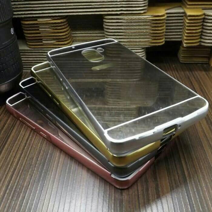 harga Bumper iphone style lenovo vibe k4 note a7010 hard back metal case Tokopedia.com