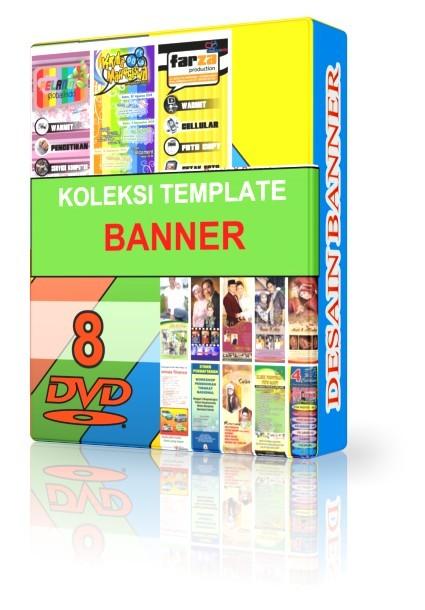 Jual Update 4000 Template Desain Spanduk Banner X Banner Design