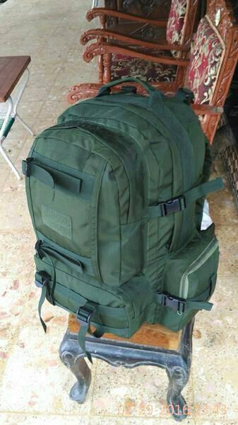Foto Produk rangsel ijo army/rangsel army/tas punggung army dari ANgO,s