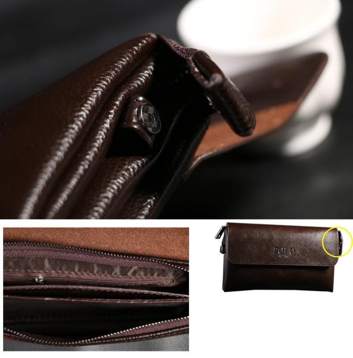Jual HB2168 Handbag POLO Tas Tangan Pria Wanita Dompet Tangan Clutch ... 0e5bfd89c910b
