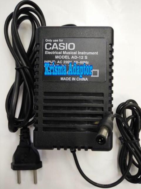 harga Adaptor untuk keyboard casio type ctk 731/811 dll Tokopedia.com