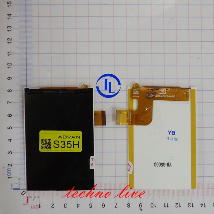 harga Lcd advan s35h / s35g / s35i Tokopedia.com