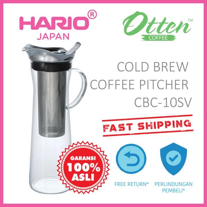 Hario - Cold Brew Coffee Pitcher CBC-10SV