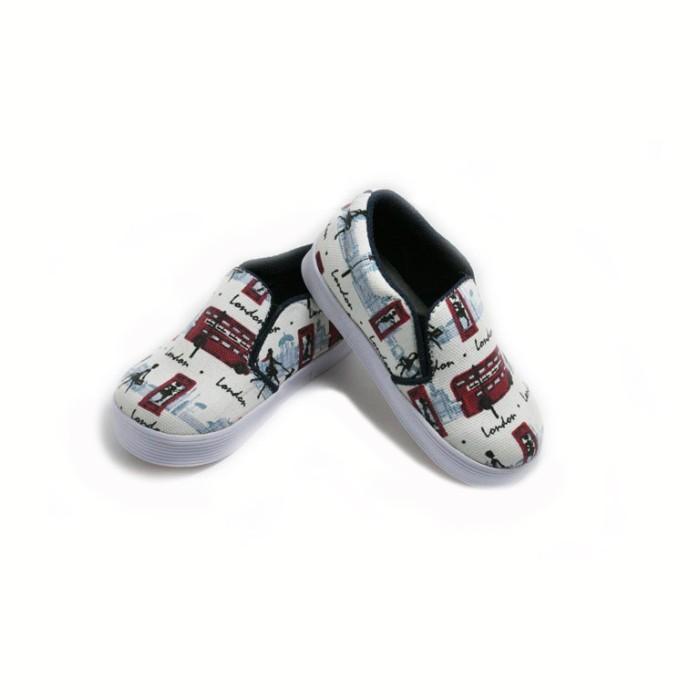 Sepatu Anak Perempuan | Sepatu Anak Laki Laki | Sepatu Canvas Sneakers