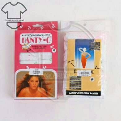 harga Celana dalam kertas wanita Tokopedia.com
