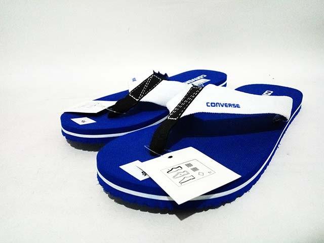 Jual Sandal Converse Coastero Sandal OX biru putih original asli ... 1298c151a